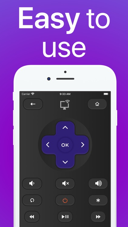 Universal remote for Roku tv screenshot-3