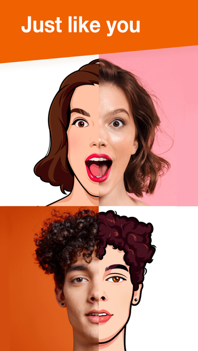 Your Avatar Creator | Zmoji by Quick Atom Ltd  (iOS, United States