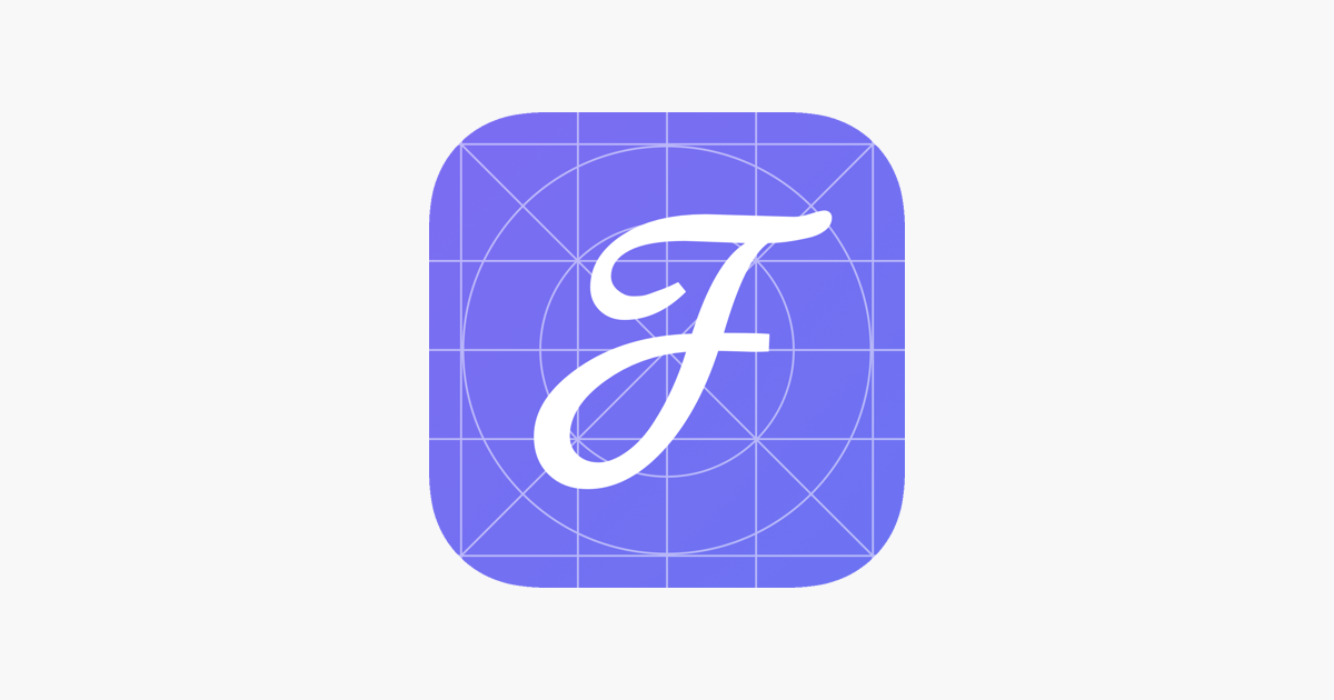 Good Fonts on the App Store