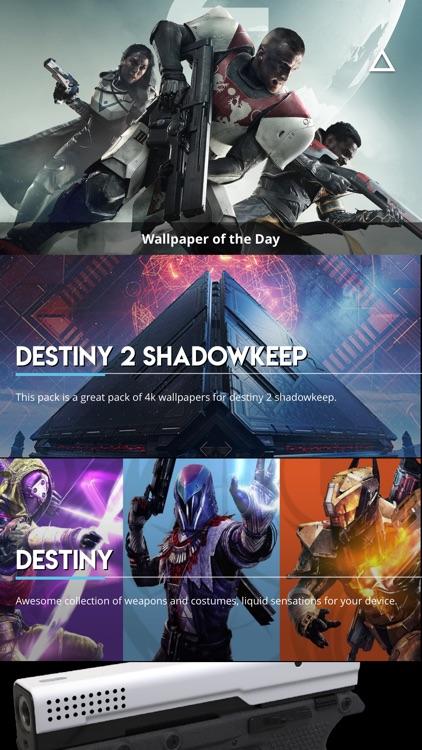 4K Wallpapers for Destiny 2