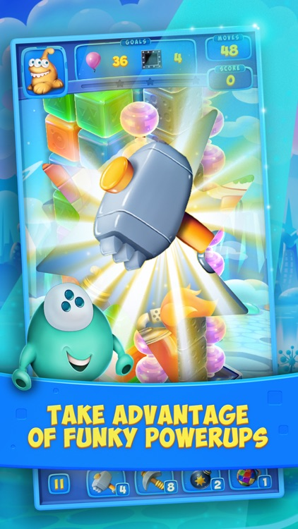 Cube Blast: Match screenshot-4