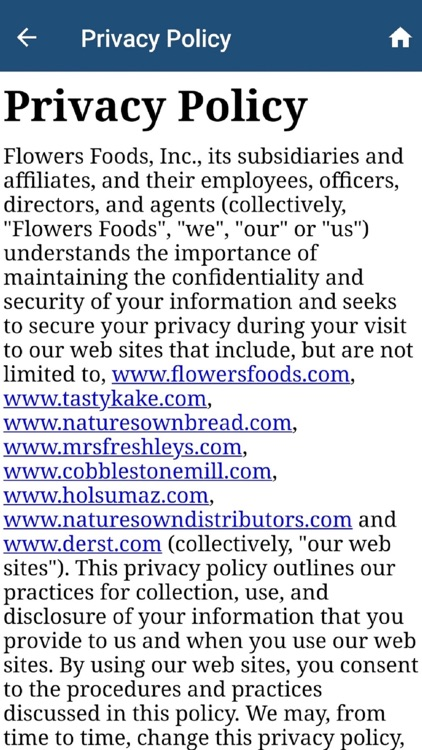 Flowers Distributor Portal screenshot-2