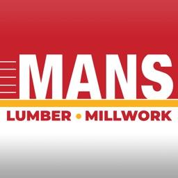 Mans Lumber Web Track