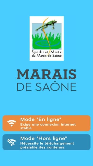 Marais de Saône screenshot #1