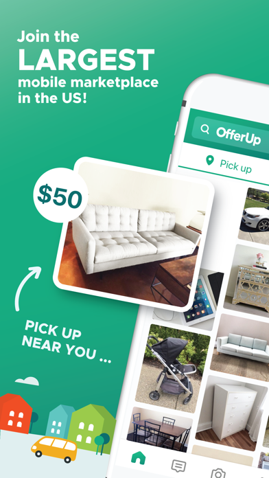 download OfferUp - Buy. Sell. Simple. apps 1