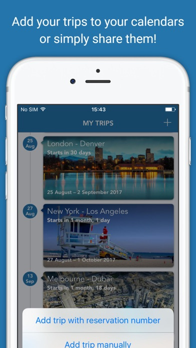 Download CheckMyTrip – Travel Itinerary for Pc