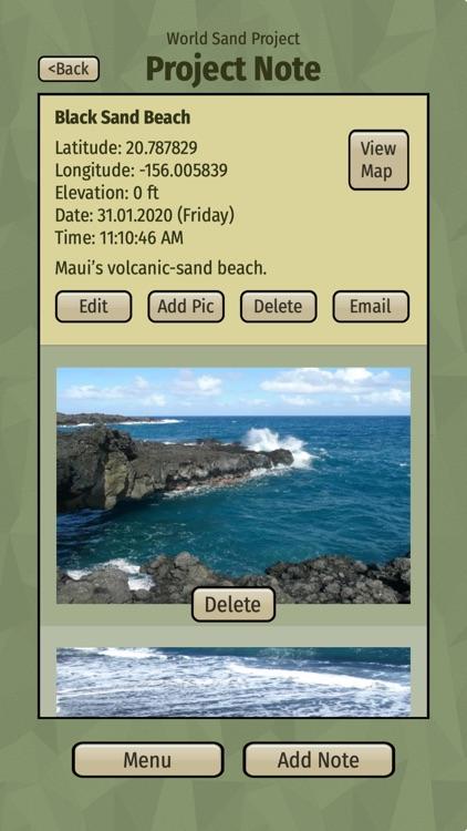 Pocket Field Notes screenshot-3
