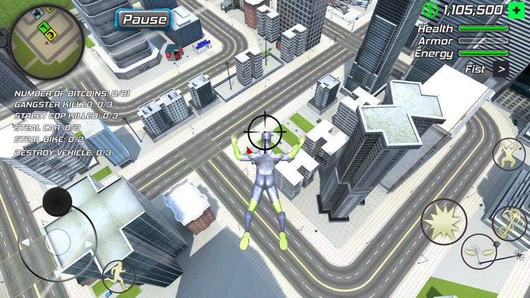 Amazing Rope Police screenshot-9