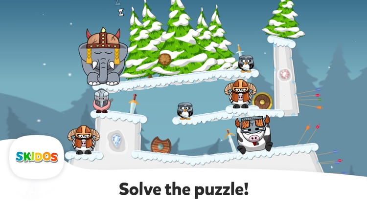Math Games: Puzzles For Kids