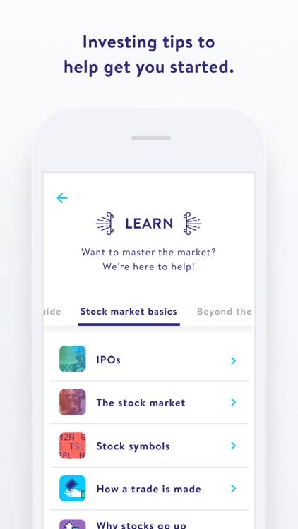 Stockpile - Stock Trading