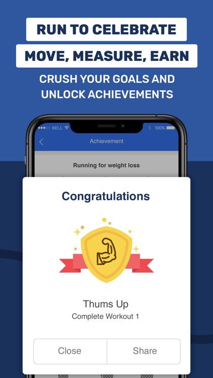 Half Marathon- 21K Run App screenshot-4