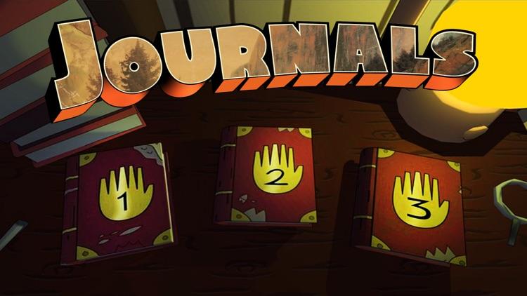 Journals GF screenshot-0