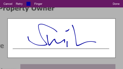 SIGNificant E-Signing ClientScreenshot of 2