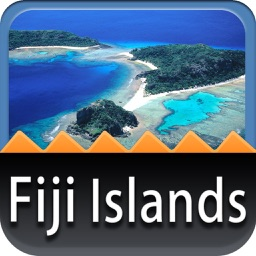 Fiji Islands Offline Map Guide