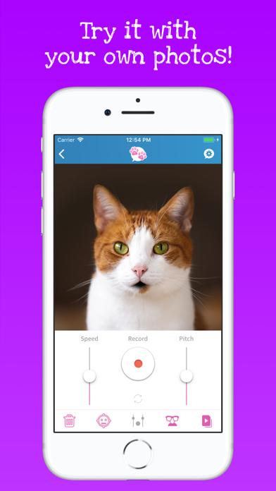 Screenshot for My Talking Pet 2 in Canada App Store