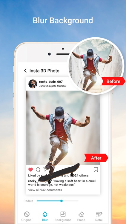3D Photo Post For Instagram screenshot-4