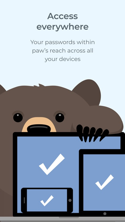 RememBear: Password Manager screenshot-4