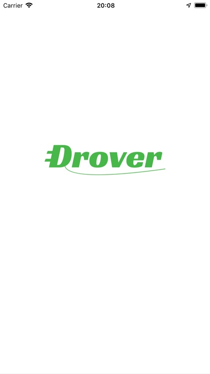 Drover - The Driver App screenshot-0
