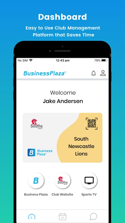 Business Plaza App screenshot-0