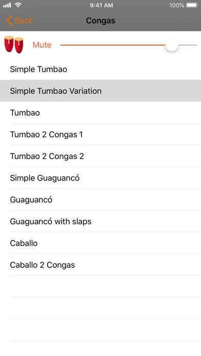 Screenshot for Salsa Rhythm in Portugal App Store