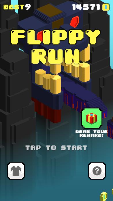 Flippy Run: Epic Fun Ball Raceのおすすめ画像1