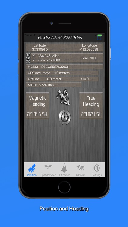 Global Position screenshot-0