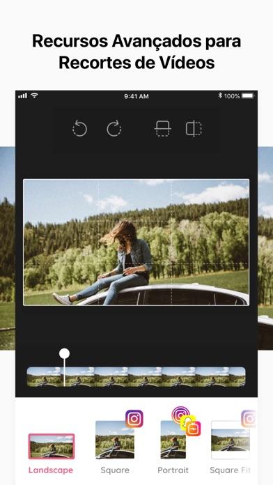 Baixar Video Crop: Cortar Vídeo Clips para Android