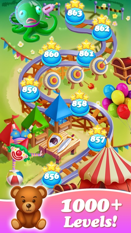 Toy Brick Crush - Tapping Game screenshot-3