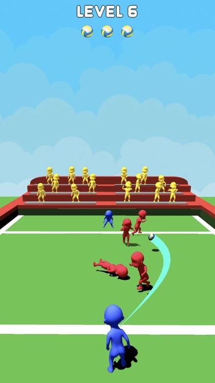 Dodge Balls 3D screenshot-3