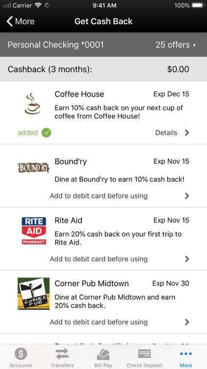 Pittsford FCU Mobile Banking screenshot-6