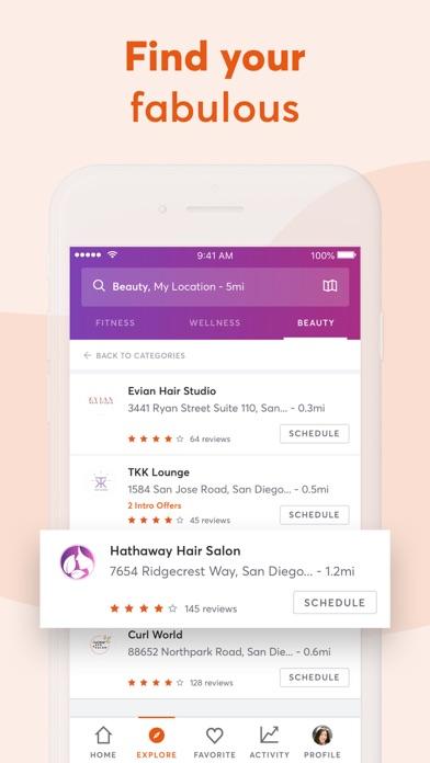 messages.download MINDBODY: Fitness, Salon & Spa software