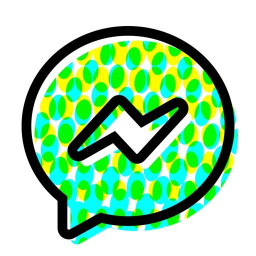 Messenger Kids app logo
