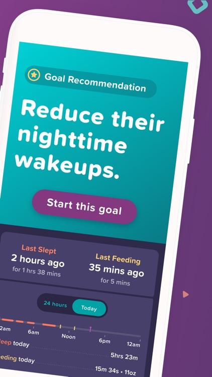 Nod Baby Sleep Coach & Tracker