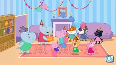 Cumpleaños - fiesta divertidaCaptura de pantalla de3