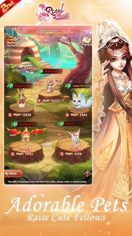 Royal Chaos - 2nd Anniversary screenshot-5