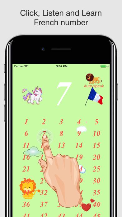Emilia French app image