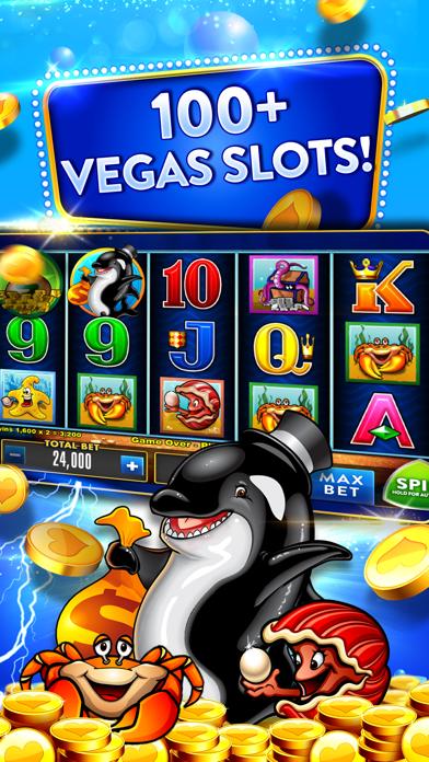 Heart of Vegas – Slots Casino Screenshot