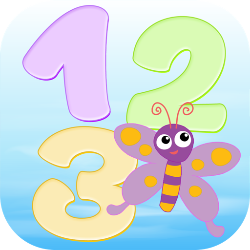 Learn Math with Butterflies!