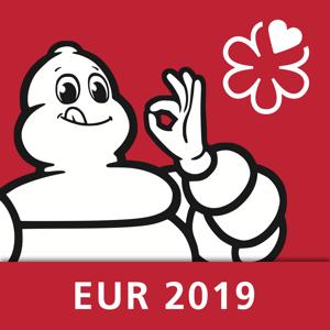MICHELIN Guide Europe 2019 app