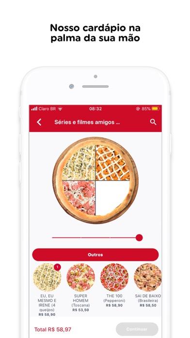 Pizza Club Artesanal screenshot 3