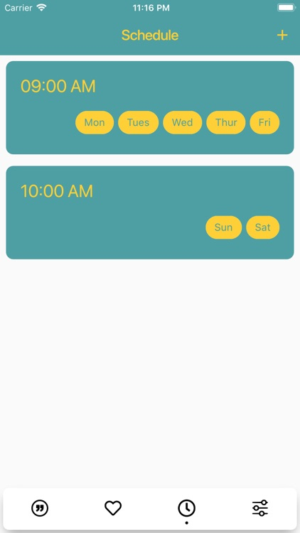 Motivational Quotes App. screenshot-4
