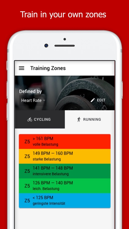 Train2PEAK Training Plan screenshot-8