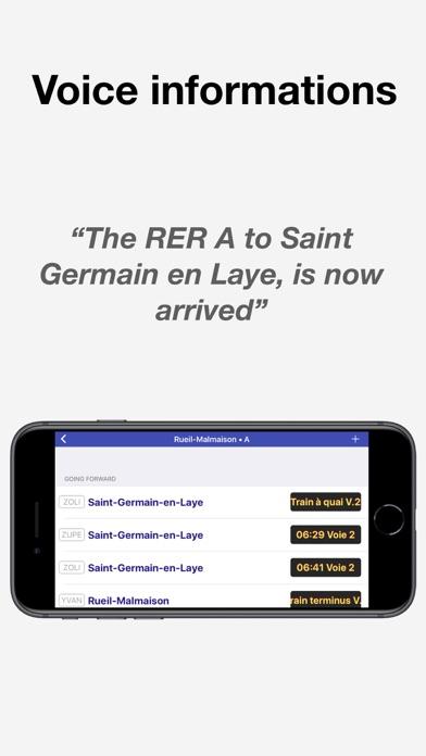 messages.download Mon Écran — Paris Schedules &+ software