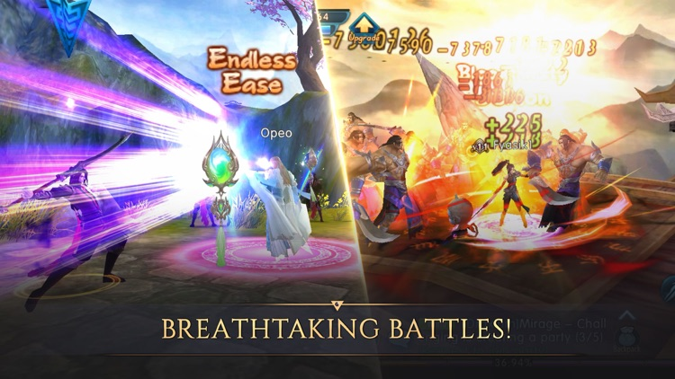 Jade Dynasty Mobile: Shadow