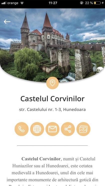 Discover Hunedoara screenshot-4