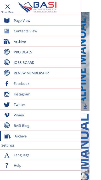 The BASI App screenshot-7