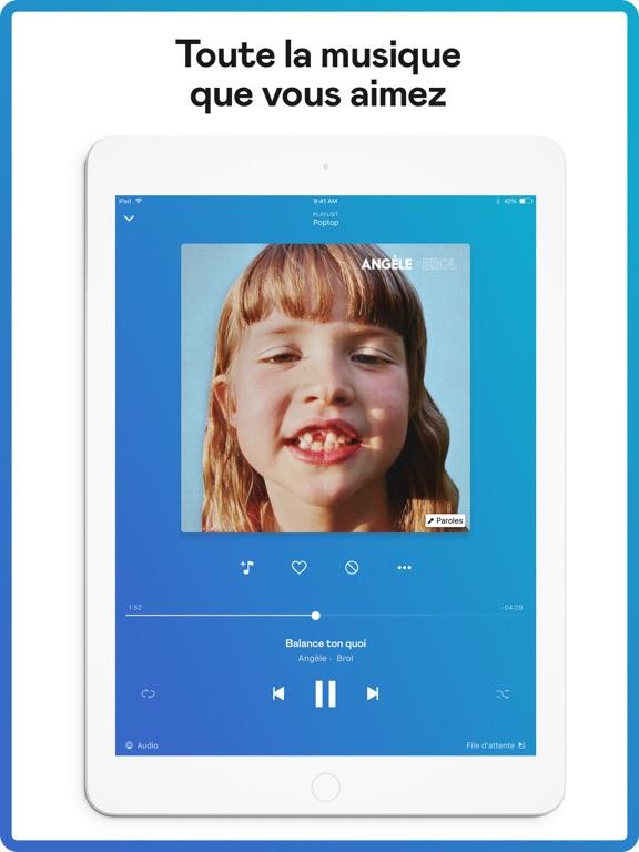 Deezer: musique et podcast