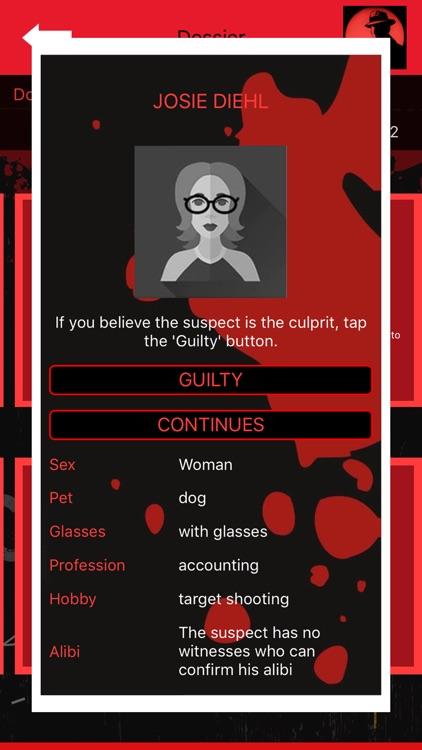 Crime Scene Detective CrimeBot