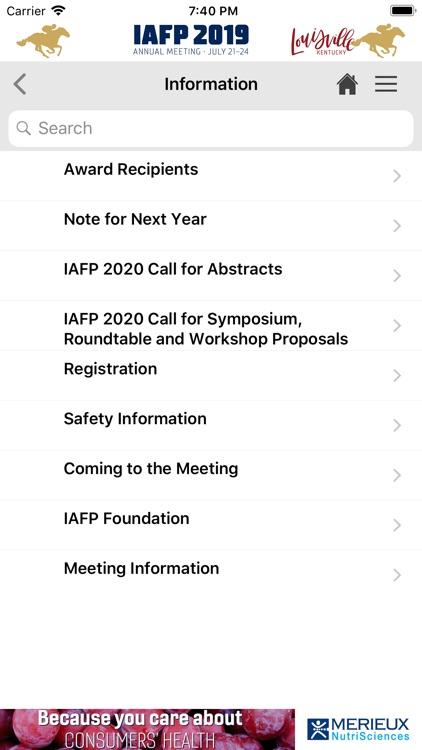 IAFP 2019 by Bravura Technologies LLC