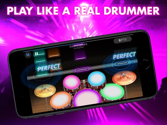 Drum Max - Real Drum Set screenshot 6